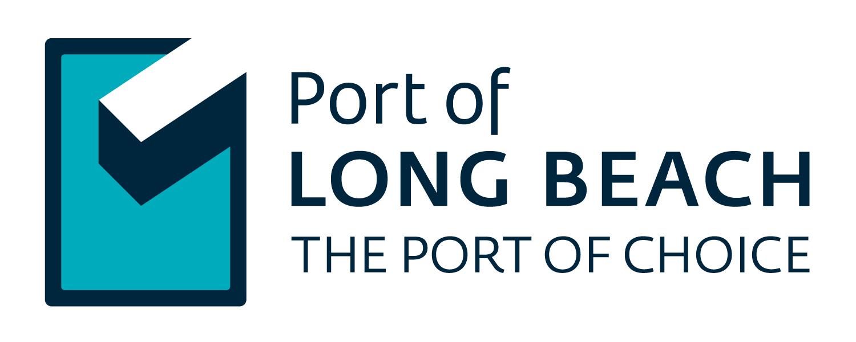 Logo for the Port of Long Beach